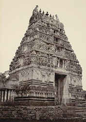 South entrance, Chenna Kesava Temple, Belur